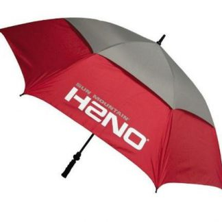 H2NO Paraplu Rood/Grijs