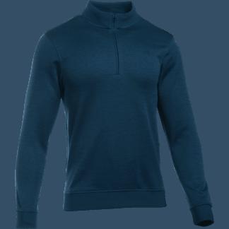 under armour cg storm 1/4 zip fleece sweat academy