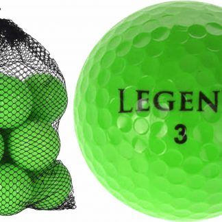 Legend golfbal groen