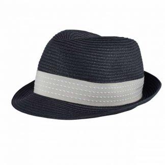 Daily leon hat black