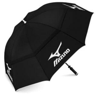 Mizuno paraplu zwart