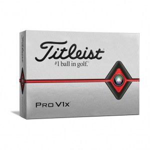 Titleist Pro V1x Golfballen