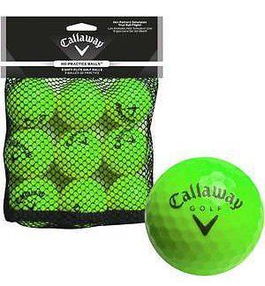 Callaway HX-practice balls