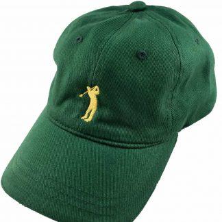 Cap golfer groen