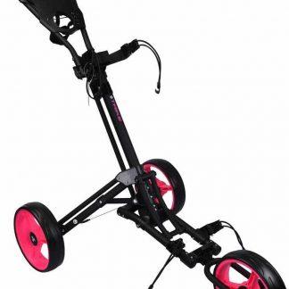 fastfold trolley trike zwart/roze