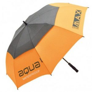 Big max i-dry aqua umbrella orange
