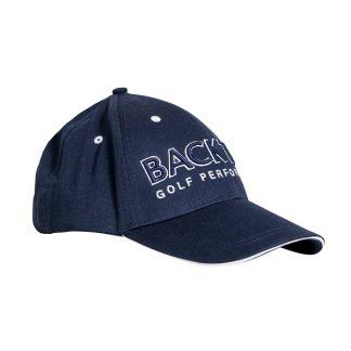 Backtee cap navy