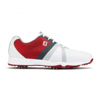 Footjoy energize white + red