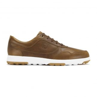 Footjoy golf casual taupe