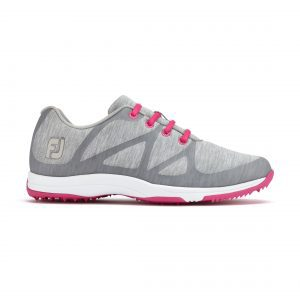 Footjoy leisure light grey