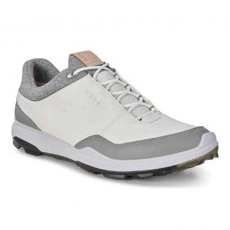 Ecco biom hybrid 3 golfschoen white/black