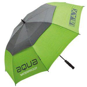 Big max paraplu groen