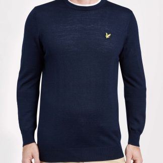 Lyle & Scott pullover navy