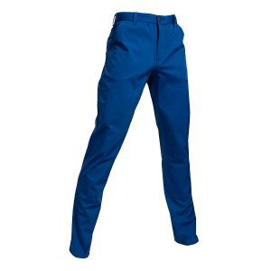 Backtee Heren High Performance Pants Hazard Blue
