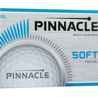 Pinnacle Soft 15 Pack Golfballen