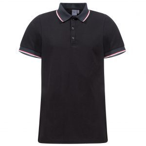 Cross Casual Polo Black