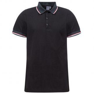 Cross Casual Polo Black
