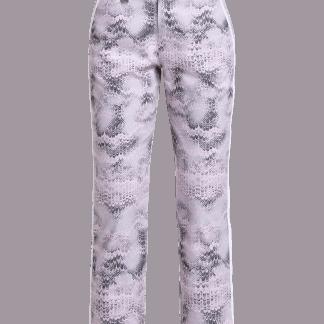 Röhnisch dames golfbroek, kia 7/8 pants, cherry blossom.