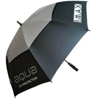 Big Max Aqua Paraplu met UV-bescherming grijs