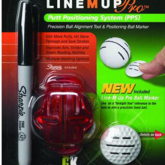 LINEMUP Pro Ball Marker