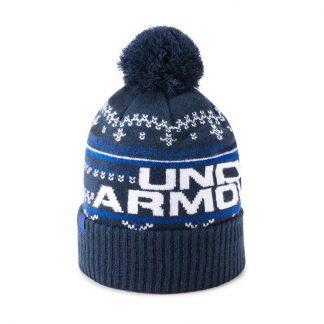 Under armour golf muts (retro pom 3.0 academy 1318515-408)
