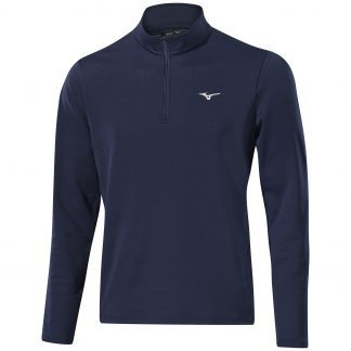 Mizuno BT 1/4 Zip Deep Navy