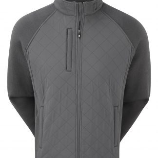 Footjoy fleece quilted jacket (95036)