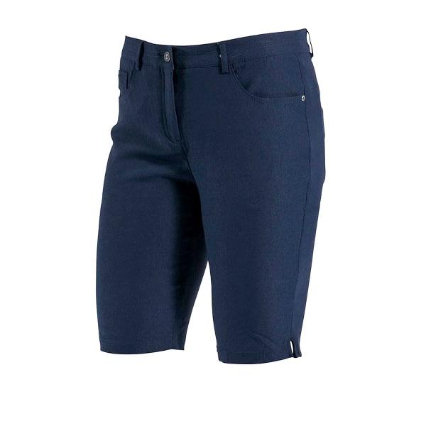 klassieke stijl prijs verlaagd top ontwerp Backtee dames bermuda (Ladies Super Stretch Shorts 44701-3014)