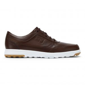 Footjoy heren golfschoen Golf Casual brown 54519