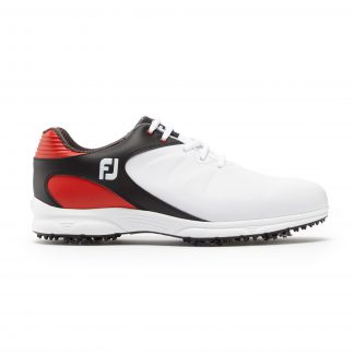 Footjoy heren golfschoen A.R.C. XT white, black, red 59760