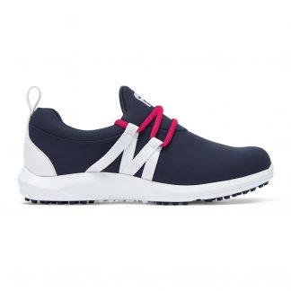 Footjoy dames golfschoen Leisure slip-on navy, white 92911