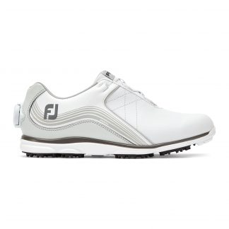 Footjoy golfschoen dames Pro/SL BOA white, silver, charcoal 98105