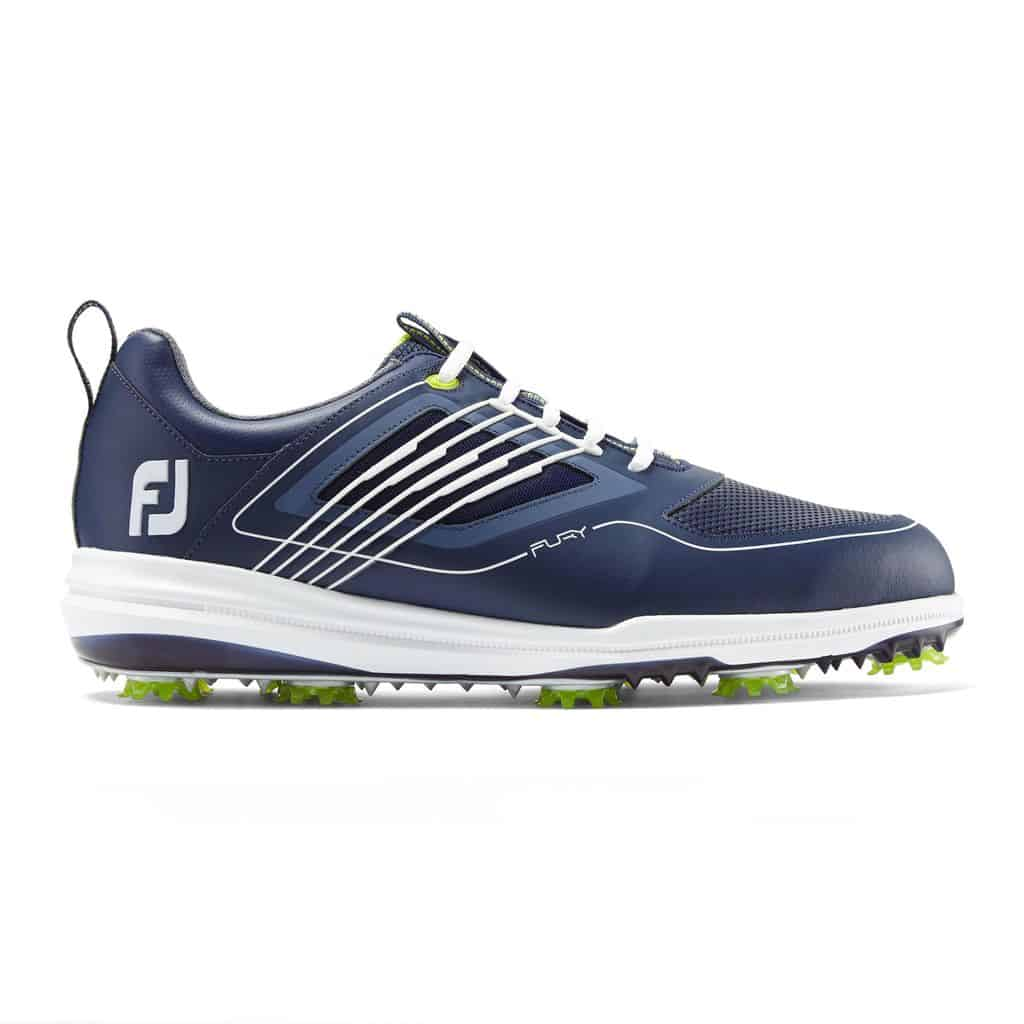 Footjoy heren golfschoen Fury navy, white 51101