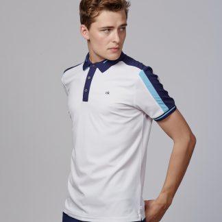 Calvin Klein Aerospan Polo