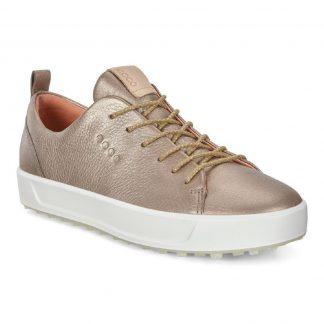Ecco Dames W Golf Soft Warm Grey (101103-01375)