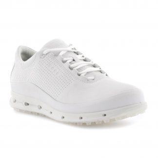 Ecco Dames Golf Cool Pro White Racer Yak (125103-01007)