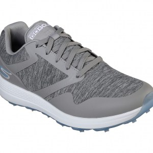 Skechers dames golfschoen go golf max grey blue 14879