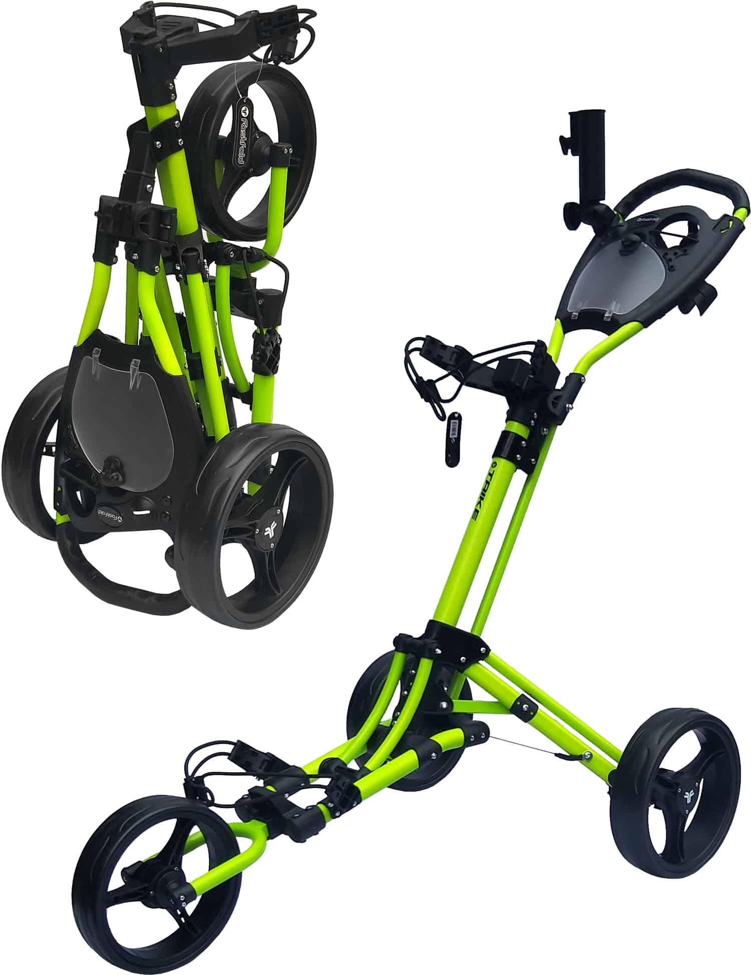 fastfold trolley trike groen
