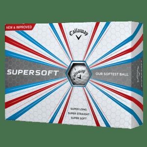 Callaway supersoft golfballen