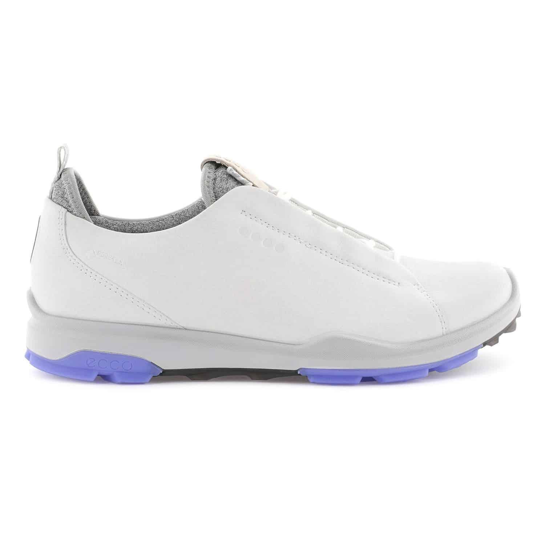 ECCO Biom Hybrid 3 Gore Tex dames golfschoen (whiteraceryak)