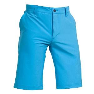 Backtee Mens Performance Shorts Malibu Blue