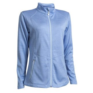 Backtee dames melange midlayer jack blue bell