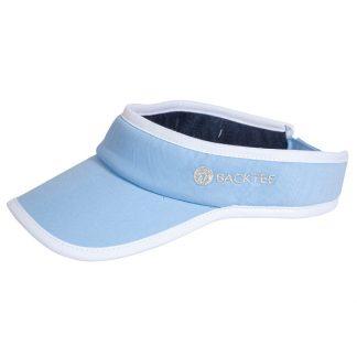 Backtee dames visor blue bell