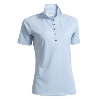 Backtee dames polo blue bell