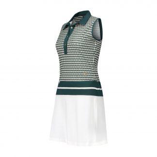 Par69 beaudille dress escher green