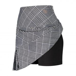 Par69 blair skirt check print