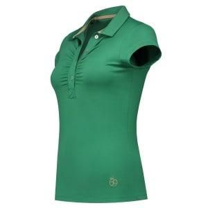 par69 bien short sleeve polo green