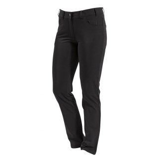 Backtee dames high performance trousers black