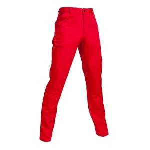 Backtee Heren High Performance Broek Rood