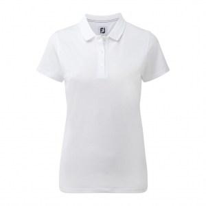 Footjoy dames golf polo wit 94322